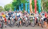 4-Stage Mountain Biking of sheer strength, stamina and skill at its peak