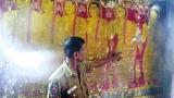 Dambulla cave temple vandalised