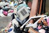 Flood e-waste hazard warning