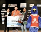 Aabid becomes the U-15 Scrabble champion  at the ASCI in Malaysia