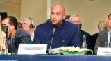 Capital Maharaja makes historic UN statement
