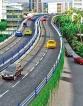 Work on the longest overhead bridge in Sri Lanka inaugurated