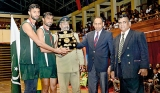 Pakistan Army men and women  beat Lankan counterparts at Volleyball