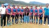 Navy men and women win  Dutians Hockey