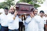 Former JVP strongman, political mentor Somawansa Amarasinghe laid to rest