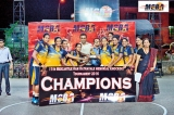 Anjalee leads  HNB to Cager title