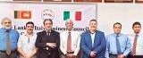 Italian delegation in Sri Lanka