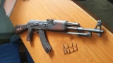 Proliferation of  illicit firearms  triggers crime wave