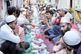 Inter-religious spirit at Ifthar