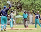 Ranaviru Sevana  overcome Shakthi SC  in Blind Cricket final