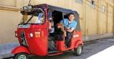 Taken for a ride by  'Taxi Karaya' Zulfer