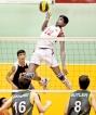 Sri Lanka Junior Spikers off to Chinese Taipei