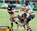Isipathana scrape through to final in a thriller