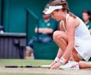 Pristine courts await sunshine! Wimbledon 2016