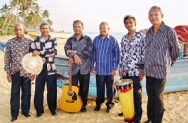 Popular band 'La Bambas' marks Golden Jubilee