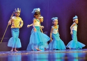 The Primary School students of Gateway College staged their