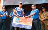 Tour leader Dharshana Prasad overall winner