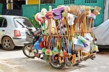 Shop-on-wheels