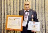 Sri Lanka master tailor conferred Golden Scissors