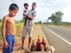 Photo focus: Neglected  Sinhagama  villagers