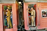 Armed guards on trains to prevent attacks