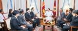 Thai investors meet President