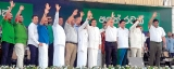 Sirisena cracks the whip; bites the bullet, risks splitting Party