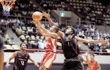 Mercs. Basketball League Tourney under-way