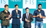 Indian stars at  OPPO F1s launch