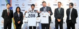 Younger Footballers to benefit from YKK-Real Madrid collaboration