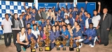 Sri Lanka Telecom are Mercantile Athletic champs for the third time
