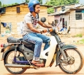 Motor Bicycle; A ride on social realities
