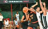 Seylan Bank Cagers victorious on opening day of Merc. League Tourney