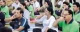Physical activity takes centre stage at Intl health conference