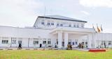 New look Jaffna police station