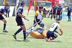 TPT Hockey title shared