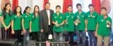Twice World Scrabble winners felicitated in France