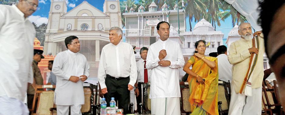 PM hires US company to make Sri Lanka a vibrant social market economy