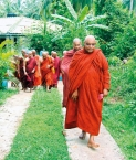 Erudite monk who guided many on the path of meditation