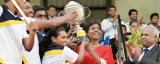 University of Sri J'pura Overall Champions