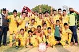 St. Patrick's Jaffna Champions