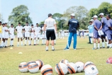 Action Plan for FFSL to develop Football