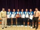 Royal, Mahamaya, St. Sylvester's and Dharmapala MV Carrom champs