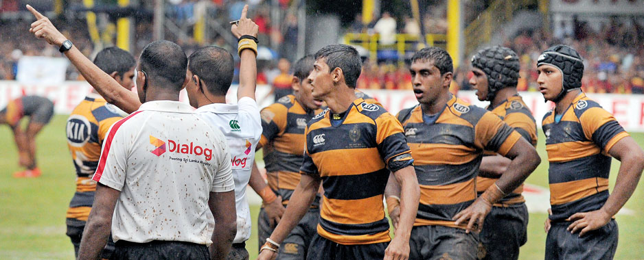 Re-branded: SLRFU to become Sri Lanka Rugby