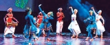 Army cultural troupe perform in Qatar