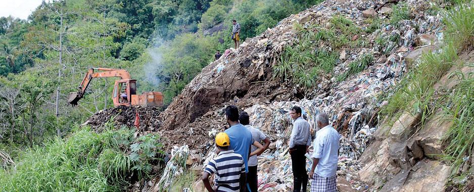 Photo focus: Local authorities, biggest polluters