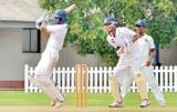 Thomians crush Dharmasoka MV by eight wickets