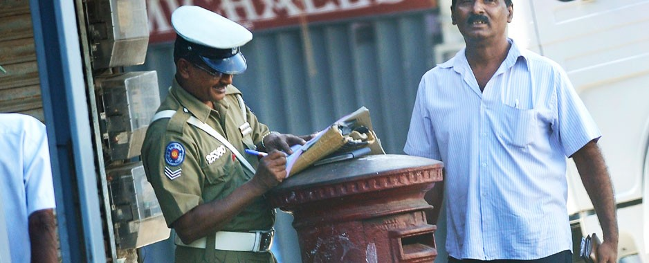 Traffic fines could be adjusted to match offence severity