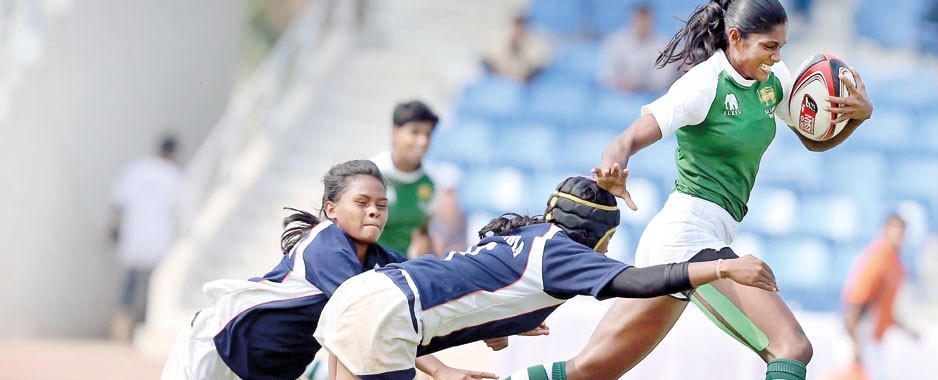 Sri Lanka Rugby to  kick off in Girls'  Schools