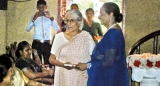 She was more than just a  principal, she was a gentle lady